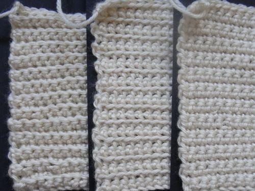 Free Crochet Video Tutorial : Learn to Crochet : Double Crochet